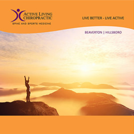 Active Living Chiropractic – Tradeshow Booth